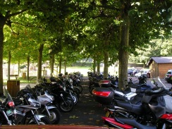Parking privé & sécurisé